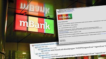 Klienci mBanku celem kolejnego cyberataku