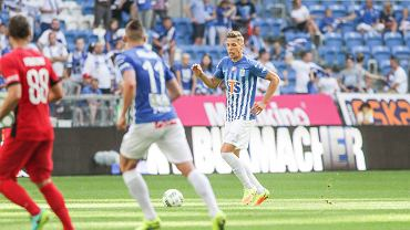 Lech Poznań - Piast Gliwice 2:0. Jan Bednarek