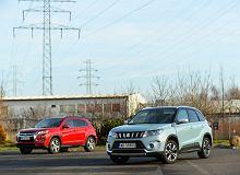 Opinie Moto.pl: Mitsubishi ASX 2.0 vs. Suzuki Vitara 1.4 T. Crossovery sprzeczne z erą cyfryzacji