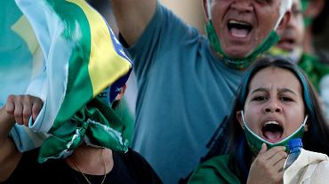Brazylia. Prezydent Bolsonaro mierzy się z kryzysem. Zgubiła go m.in. nieudolna walka z pandemią