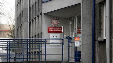 Instytut Medycyny Pracy w Sosnowcu. Mieści się tutaj Ośrodek Ostrych Zatruć
