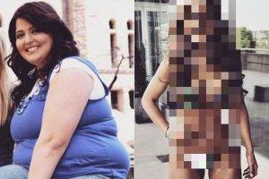 Conner Rensch ważyła 122 kilo. Była chorobliwie otyła. Szykanowano ją w szkole, kazano jej się zabić. Schudła 59 kilo, założyła bikini i pokazała się ludziom. To był strzał w dziesiątkę!