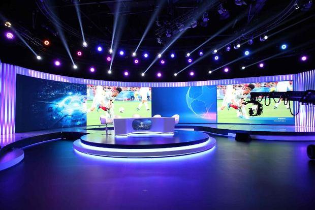 Polsat uruchamia nowe studio sportowe na potrzeby Ligi Mistrzów i Ligi Europy UEFA
