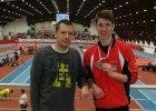 Lekkoatletyka. Mamy halowego wicemistrza Polski juniorów młodszych