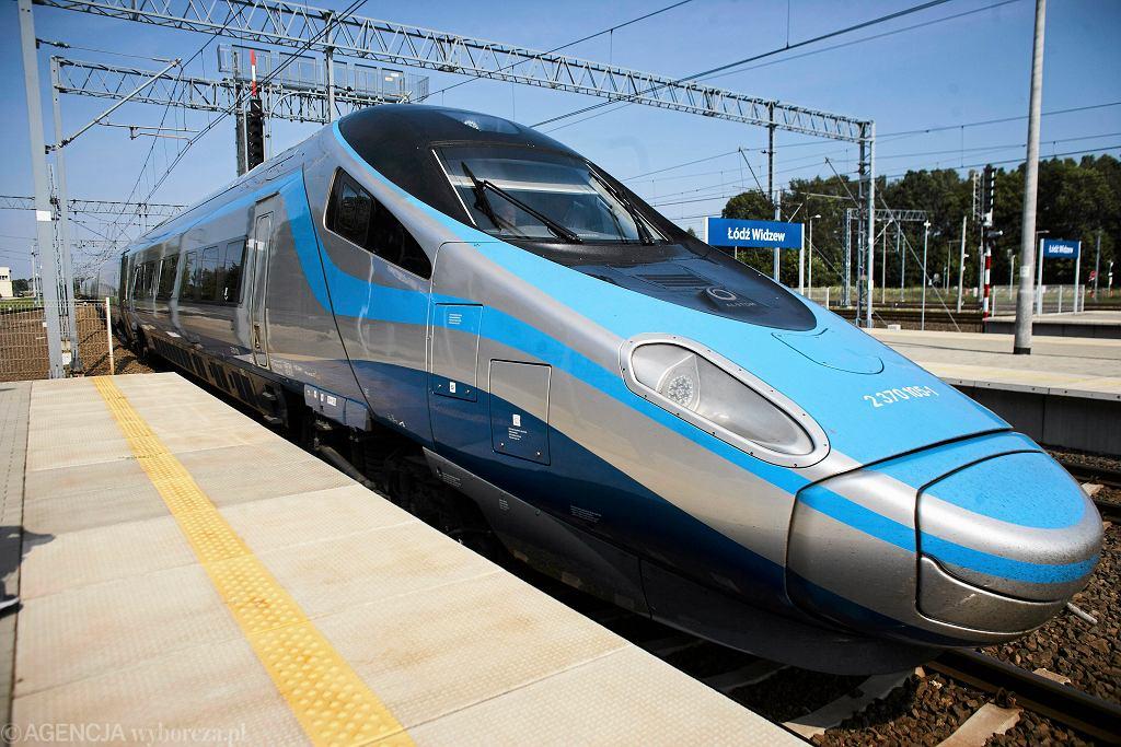 W piątek 22 maja PKP intercity przywraca do kursowania pierwsze pociągi Pendolino