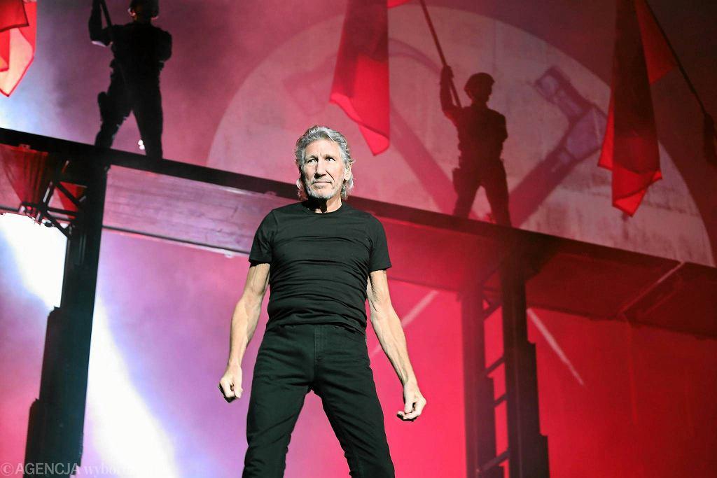 To było zdecydowanie jedno z największych wydarzeń muzycznych tego lata w Warszawie. Na Stadionie Narodowym Roger Waters, były wokalista i basista legendarnego zespołu Pink Floyd, zaprezentował swoje widowisko