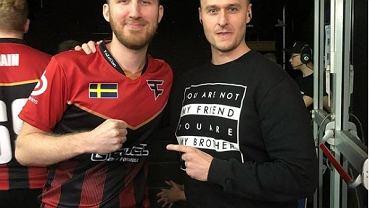 Olofmeister i pashaBiceps być może stworzą wspólnie nowy zespół