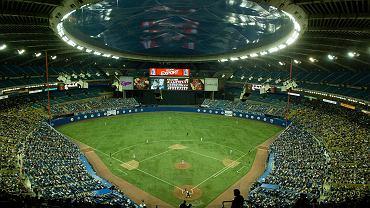 Mecz baseballowy w Montrealu między Montreal Expos i Florida Marlins
