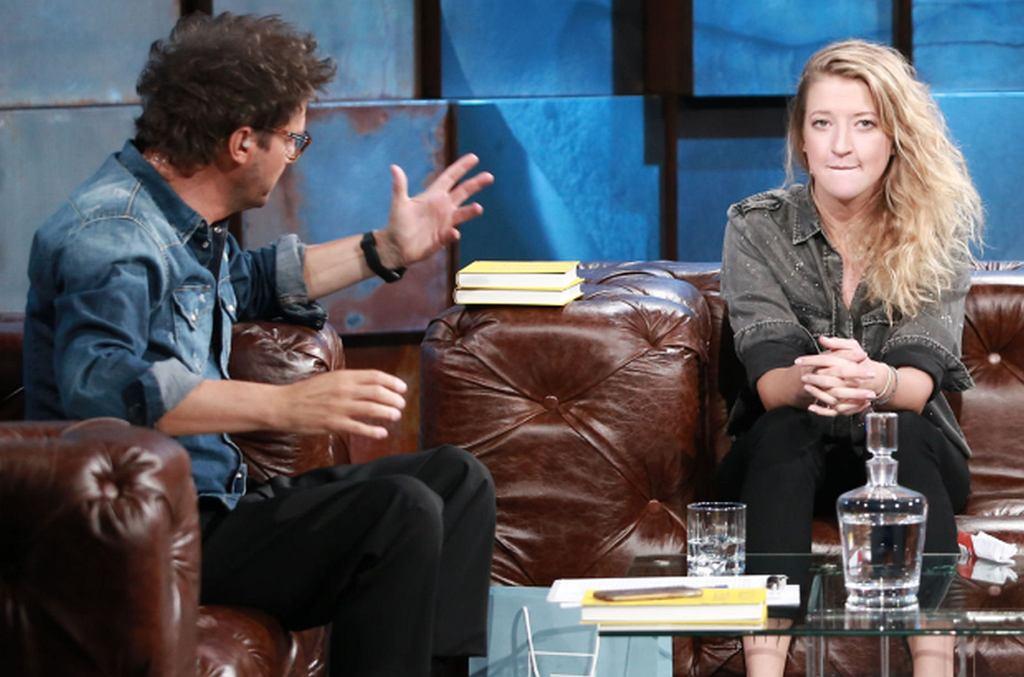 Kuba Wojewódzki i Lara Gessler