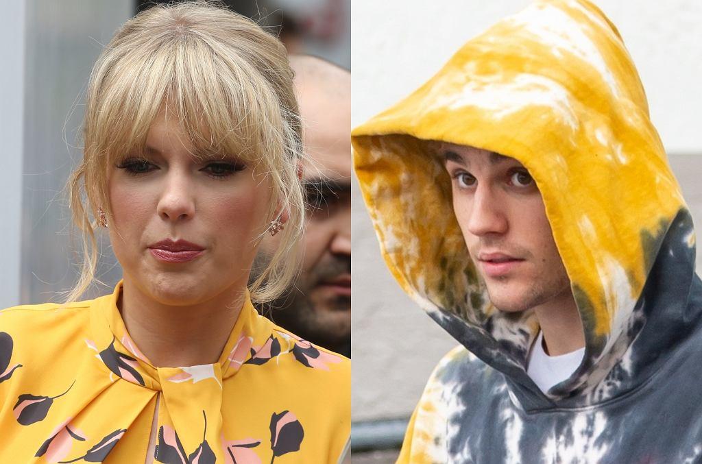 Taylor Swift i Justin Bieber