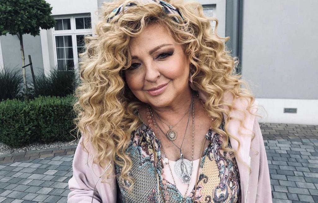 Magda Gessler pokazała się we fryzurze 'na chłopaka'