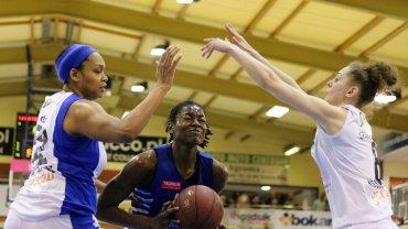 Tauron Basket Liga Kobiet: KSSSE AZS PWSZ Gorzów - MKS Polkowice 62:67 (13:18, 17:19, 15:17, 17:13)