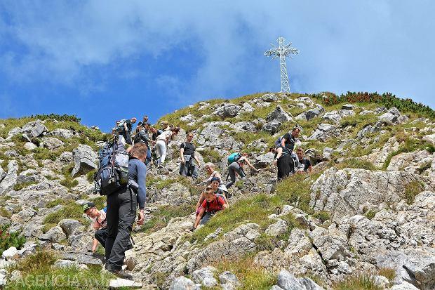 W Tatrach trwają remonty szlaków. Trasa na Giewont też zostanie zamknięta