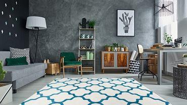 Najpiękniejsze dywany do mieszkania.
