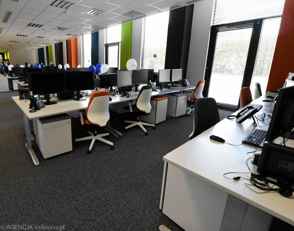 Open space w biurowcu - zdjęcie ilustracyjne (KORNELIA GŁOWACKA-WOLF)
