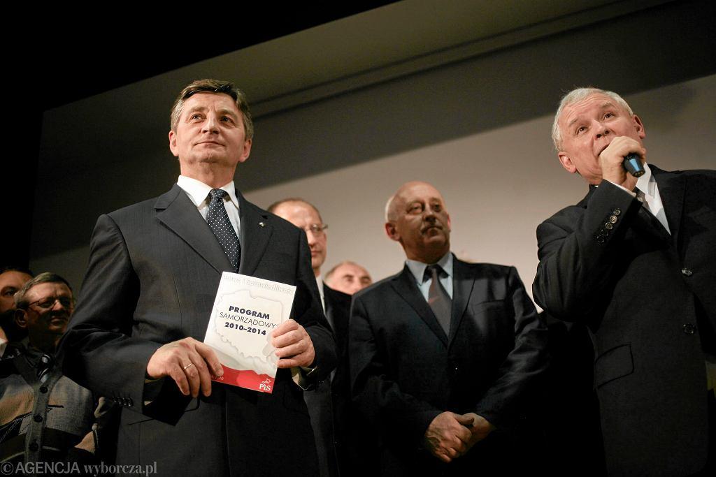 Przemyśl. Konwencja PiS w 2010 roku