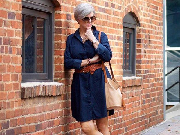 Stylowe Sukienki Jeansowe Dla Kobiet Po 50 Tce Zobacz Jak Znalezc Idealny Model Dla Twojej Sylwetki Moda I Trendy