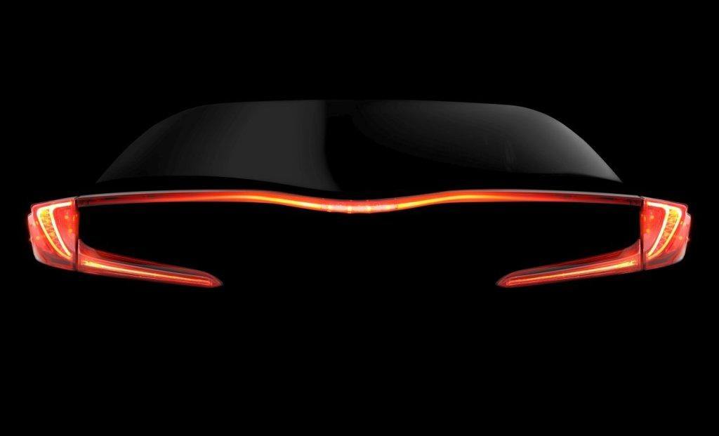 Teaser nowego modelu Priusa (Nowy Jork 2016)