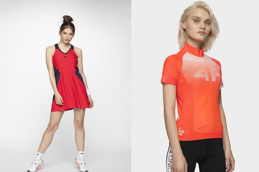 Odzież sportowa 4F
