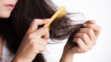 Włosy zniszczone