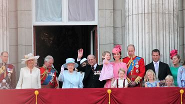PQueen,Elizabeth,Prince,Philip,,Princess,Charlotte,Buckingham,Palace,,London,June