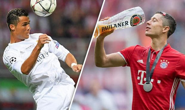 Cristiano Ronaldo czy Robert Lewandowski? Sprawdź, co wiesz o wielkich piłkarzach! [QUIZ]
