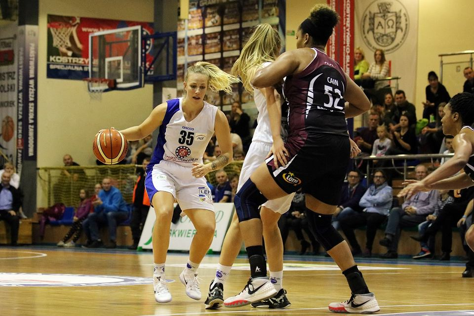 Basket Liga Kobiet: InvestInTheWest AZS AJP Gorzów - Energa Toruń 76:50 (18:18, 18:13, 23:10, 17:9)