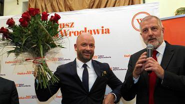 Sztab wyborczy KWW Rafała Dutkiewicza - sojusz dla Wrocławia