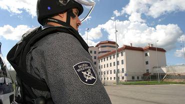 Areszt śledczy w Piotrkowie Trybunalskim (zdjęcie ilustracyjne)