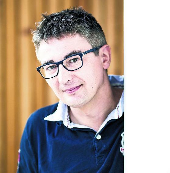 Nauczyciel Jarek Szulski