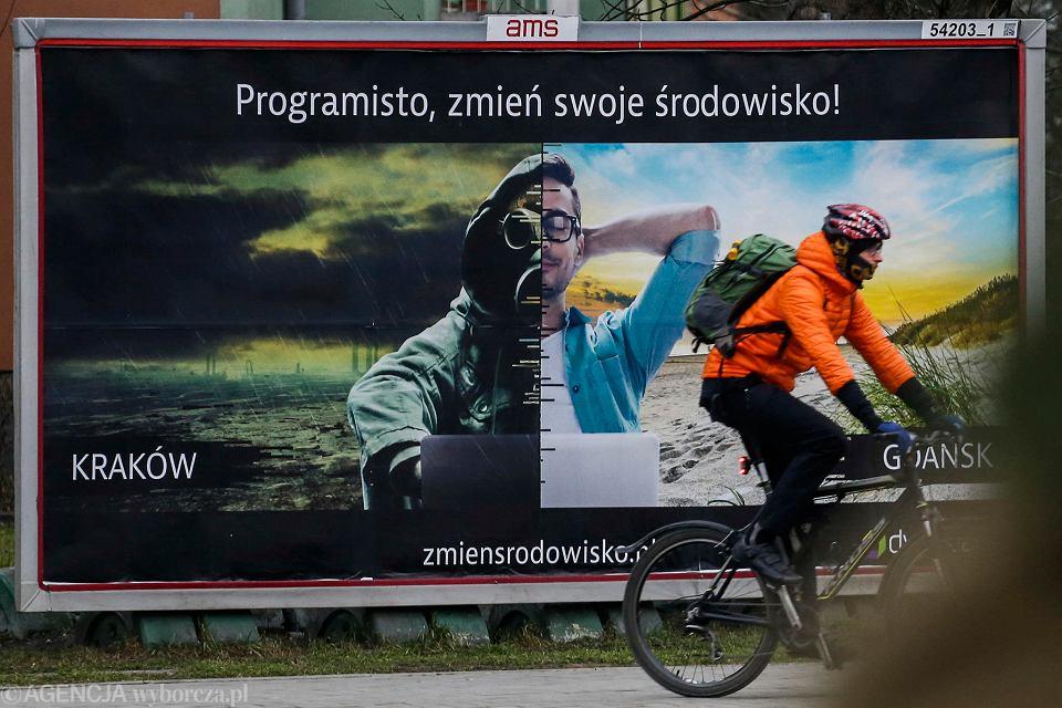 Apokaliptyczny Kraków W Smogu W Kampanii Gdańskiej Firmy