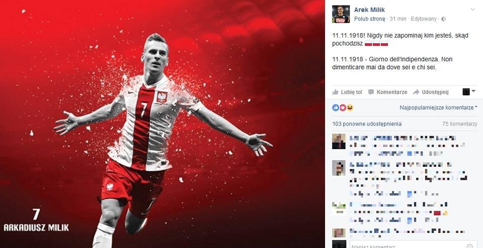 Zdjęcie numer 0 w galerii - Polscy sportowcy obchodzą Święto Niepodległości. Cieszą się wszyscy, nawet Borussia Dortmund [GALERIA]