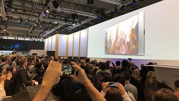 Konferencja Sony w Barcelonie
