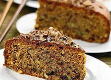 Ciasto migdałowo-czekoladowe - ugotuj