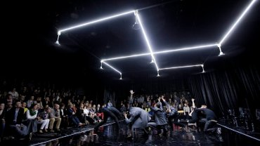 Premiera sztuki 'Biała siła, czarna pamięć' w Teatrze Dramatycznym