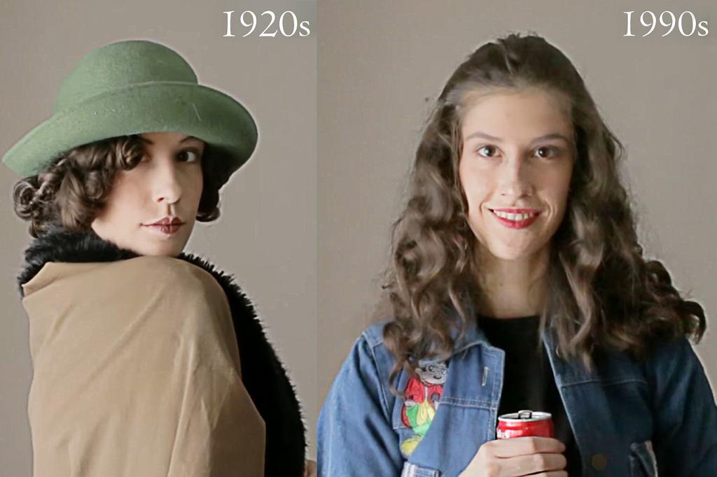 Karolina Żebrowska stworzyła wideo, które pod pretekstem mody pokazuje historię XX-wiecznej Polski
