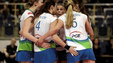 Atom Trefl Sopot rozpoczął fazę play-off od zwycięstwa 3:0 z Budowlanymi Łódź