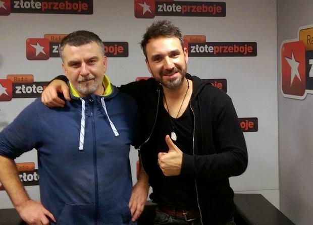 Tomek Brhel i Mateusz Ziółko