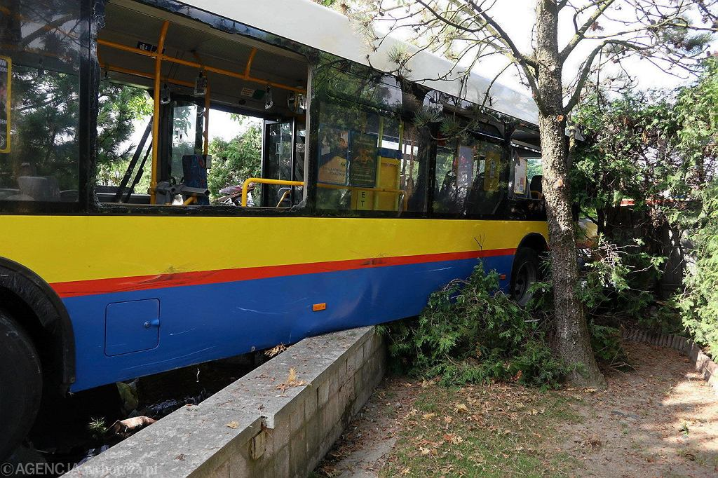 Wypadek w Nowym Gulczewie