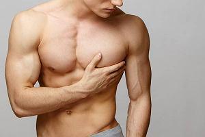 Męski problem: ginekomastia. Jak pozbyć się męskiego biustu?