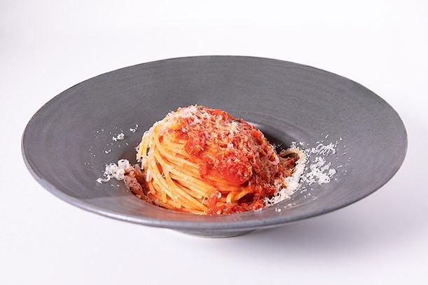 Spaghetti al Pomodoro Caroliny Diaz (Pasta World Championship)