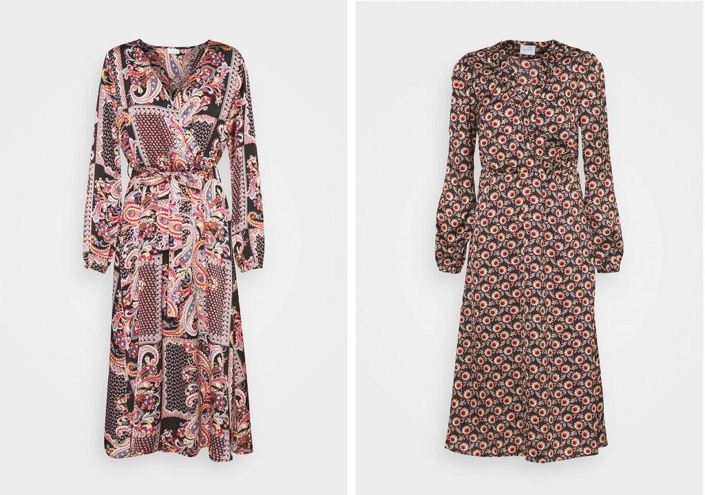 Sukienki Vila z wyprzedaży