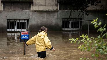 Powodzie w Europie