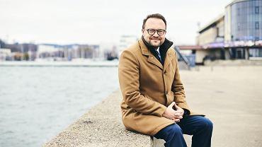 Marek Łucyk, wiceprezydent Gdyni d.s. rozwoju