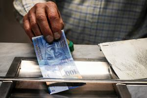 Sąd: Frankowe umowy kredytowe są zgodne z zasadami współżycia społecznego