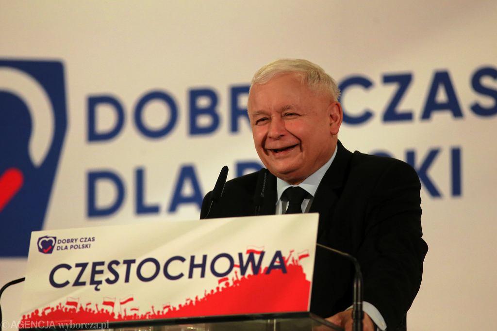 Jarosław Kaczyński (zdjęcie ilustracyjne)