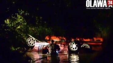 Wypadek w Ratowicach. Zginęła 17-latka
