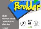 Junior Boulder 7. Puchar dla dzieci i młodzieży