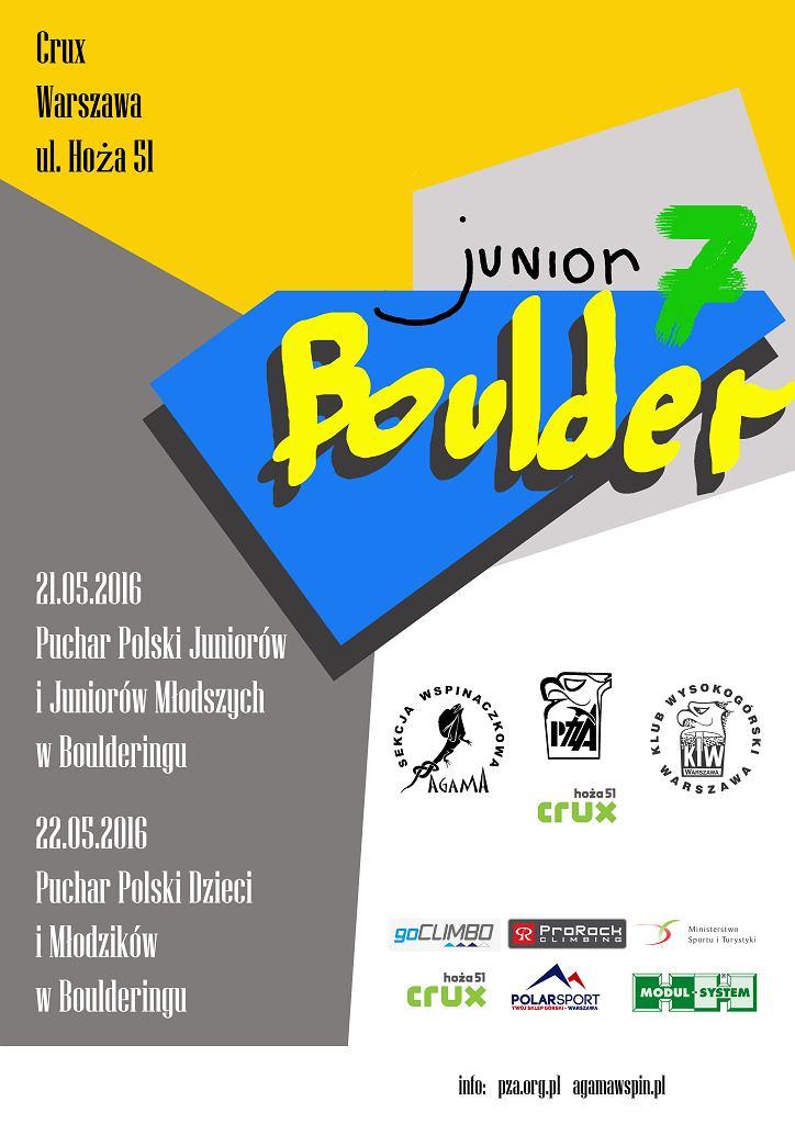 Junior Boulder 7