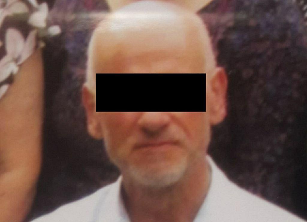 Policja odnalazła ciało poszukiwanego Marka Ś.
